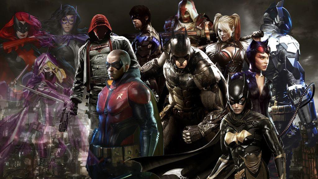 [Rumor] Batman Arkham: Legacy será Batman Arkham 5 ¿listos para controlar a la Batfamilia?
