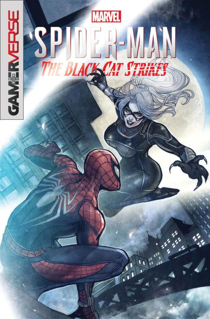 Marvel's Spiderman de PS4 tendrá varios comics nuevos basados en el mismo universo