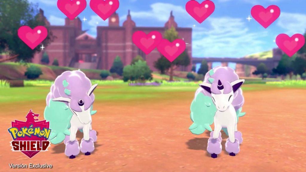 Anunciado oficialmente Ponyta de Galar para Pokémon: Espada y Escudo