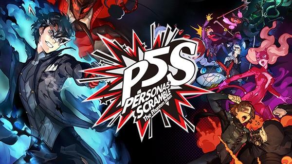 Persona 5 Scramble llegará el 20 de febrero en Japón a PS4 y Nintendo Switch