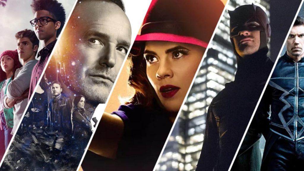 Marvel TV se queda casi sin ninguna serie fuera de Disney+