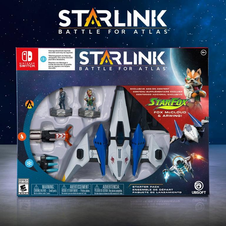 [Análisis] Starlink: Battle for Atlas (Nintendo Switch)