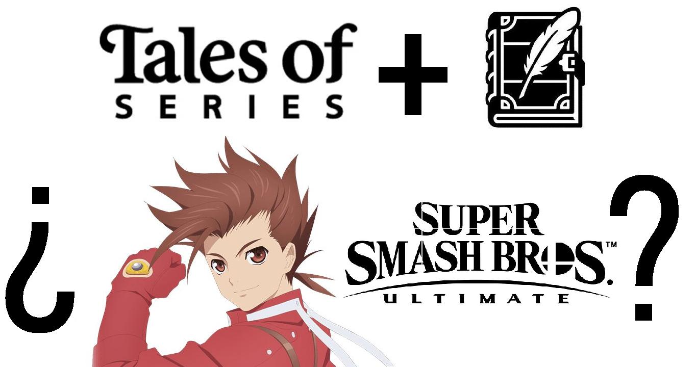 Teorizando sobre 'Tales of Trademark' y Lloyd en Smash Bros. Ultimate
