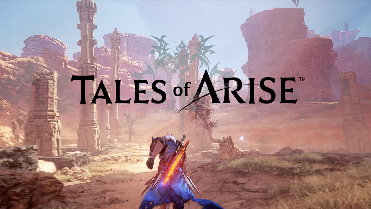 5 detalles que quiero ver en Tales of Arise