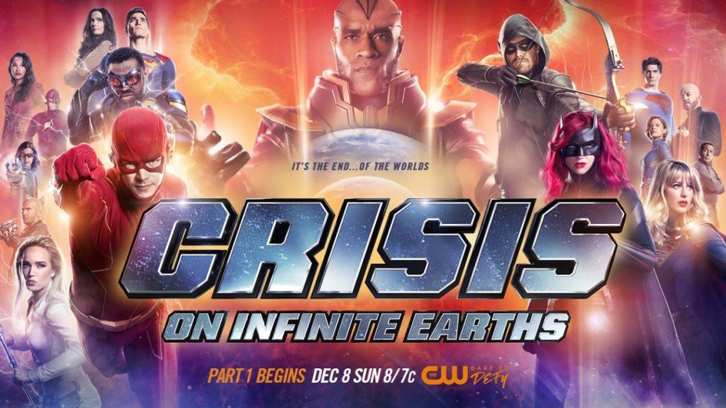 Curiosidades de todo Crisis on Infinite Earths: Act 1 (Part 1-3+Black Lightning)