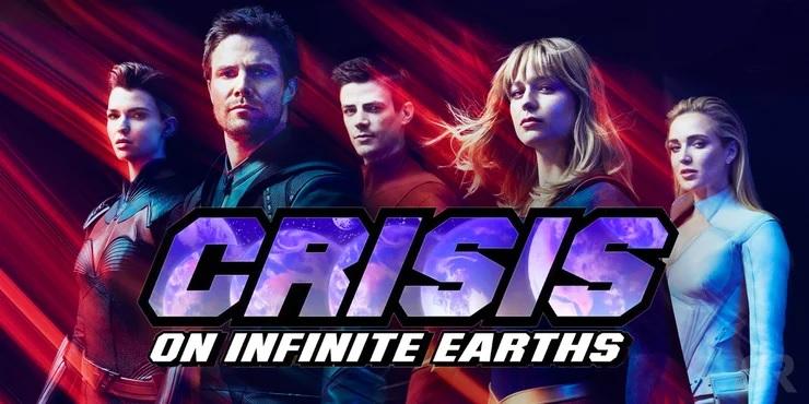 Los mejores momentos de Crisis on Infinite Earths: Act 1 (Part 1-3+BL)