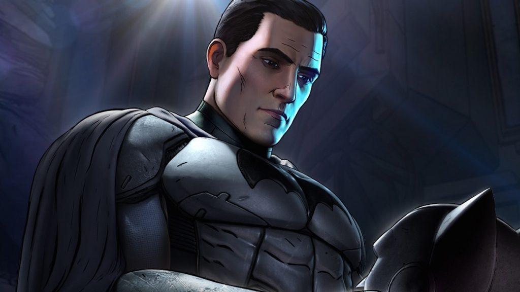 The Telltale Batman: Shadows Edition parece ser lo primero del nuevo Telltale Games