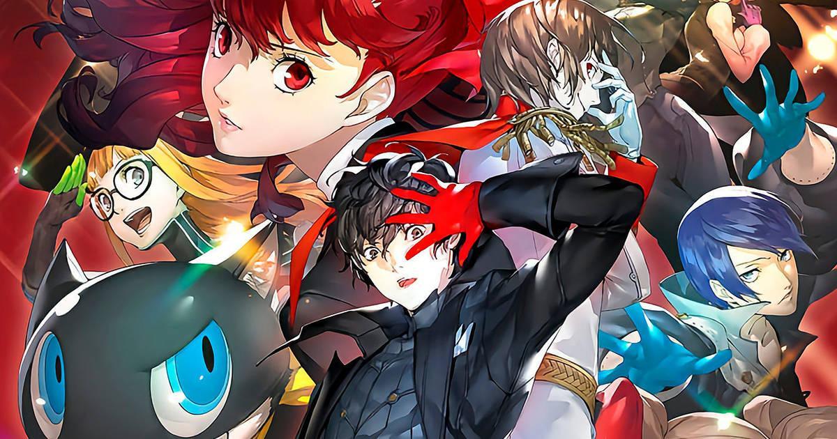 Persona 5 Royal llegará a PlayStation 4 a final de marzo