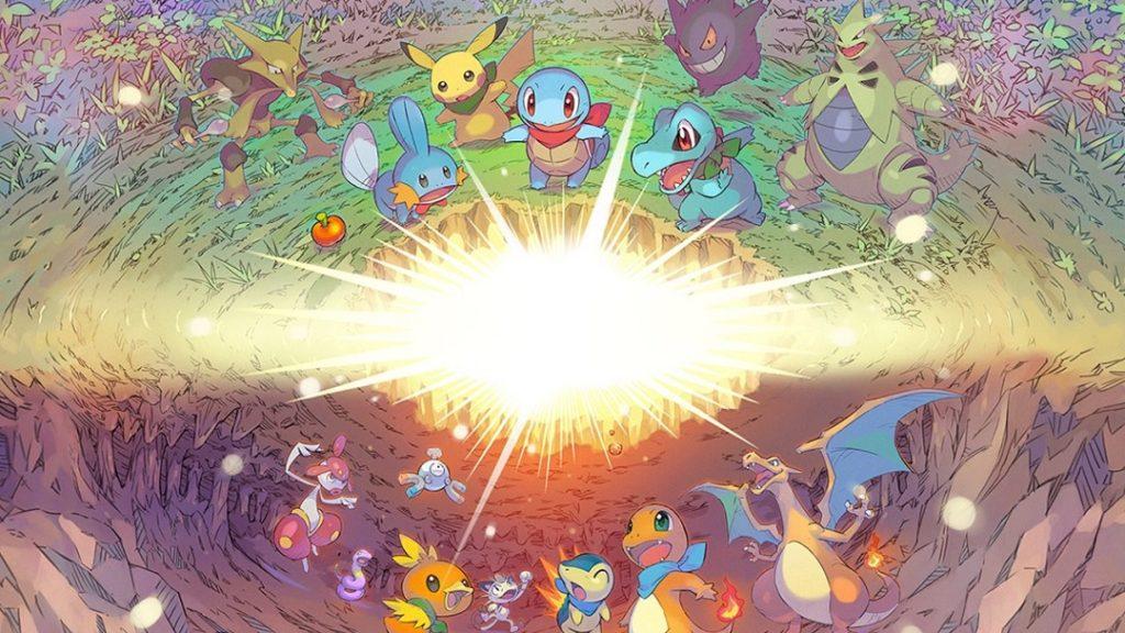 [Resumen] Pokémon: Mundo Misterioso DX y 2 expansiones para Pokémon: Espada y Escudo