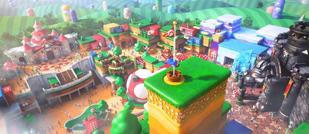 Super Nintendo World muestra su primer anuncio ¡MARIO PARA TODOS!