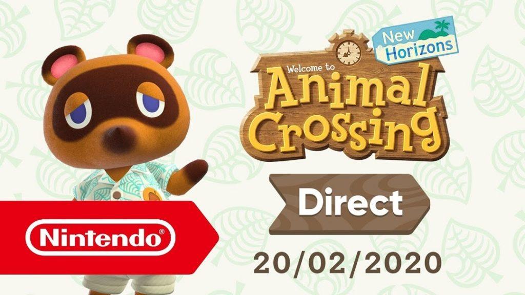 [Resumen] Animal Crossing: New Horizons Direct 20/02/2020: Tom Nook nos lleva por la isla