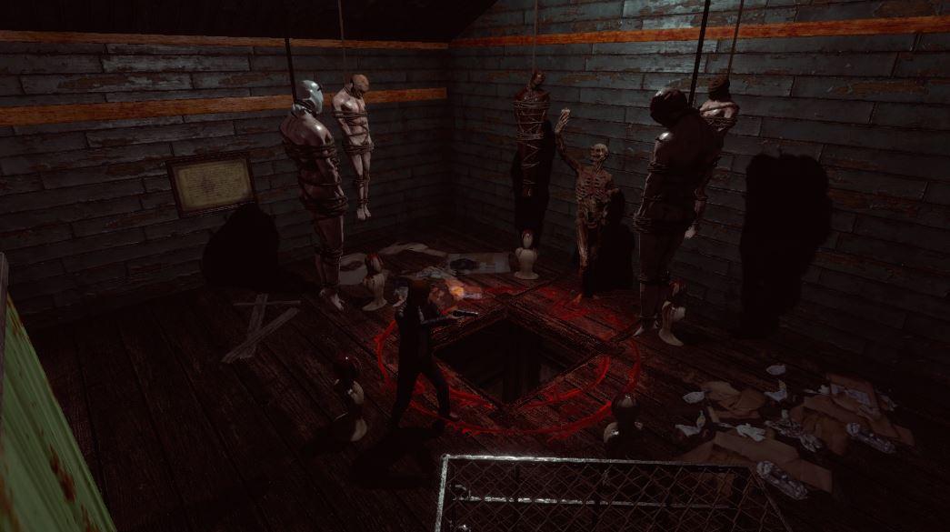 Dawn of Fear, indie español de Survival Horror, ya disponible en PS4