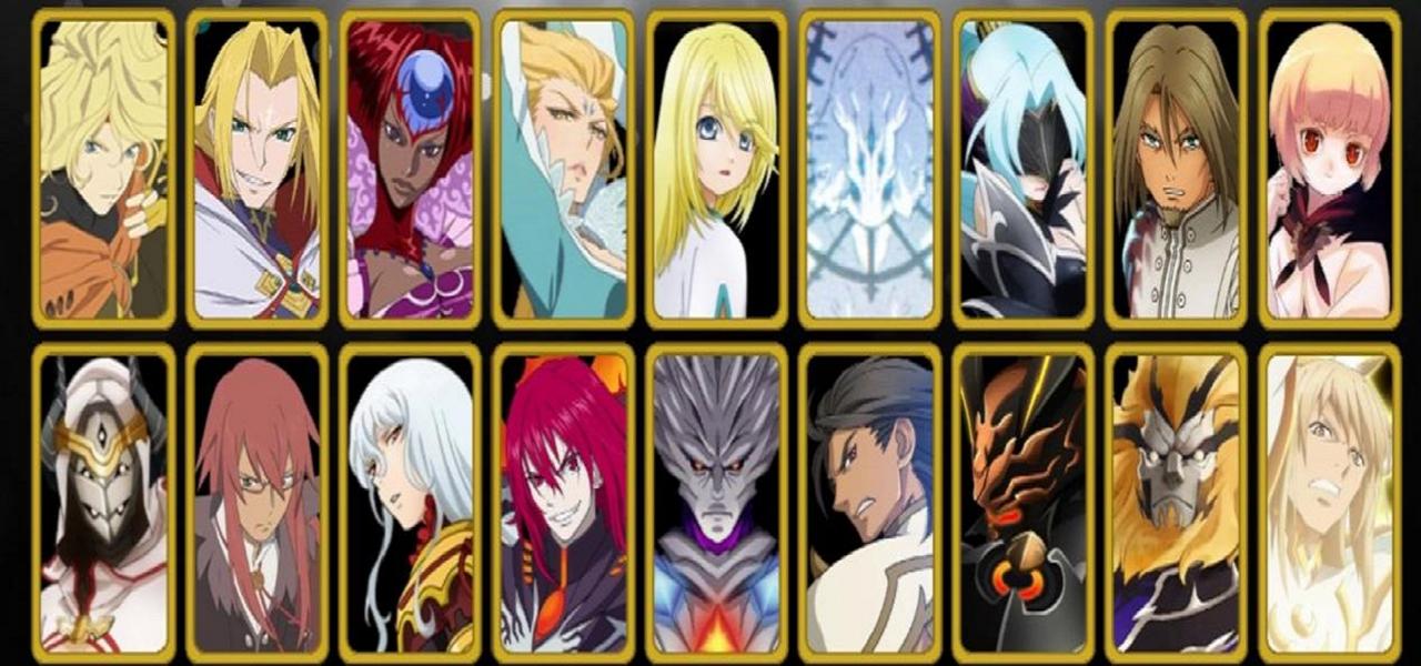 [TOP 10] Mejores antagonistas de Tales of