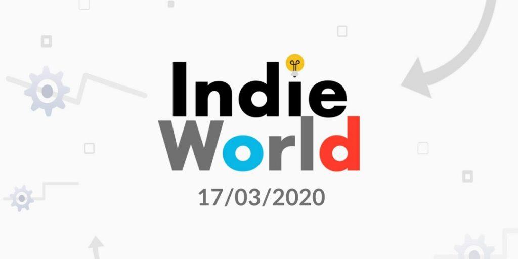 [Resumen] Indies World 17/03/2020: Los nuevos indies para Switch aparecen
