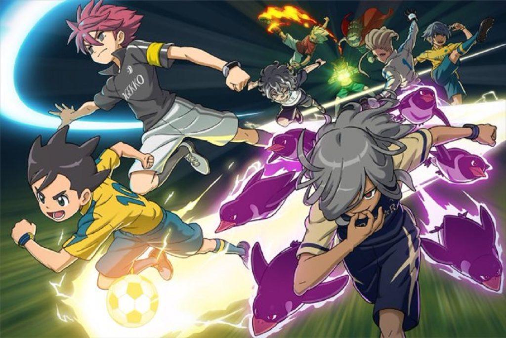 Se muestra la imagen promocional de Inazuma Eleven: Great Road of Heroes ¡Pronto fecha!