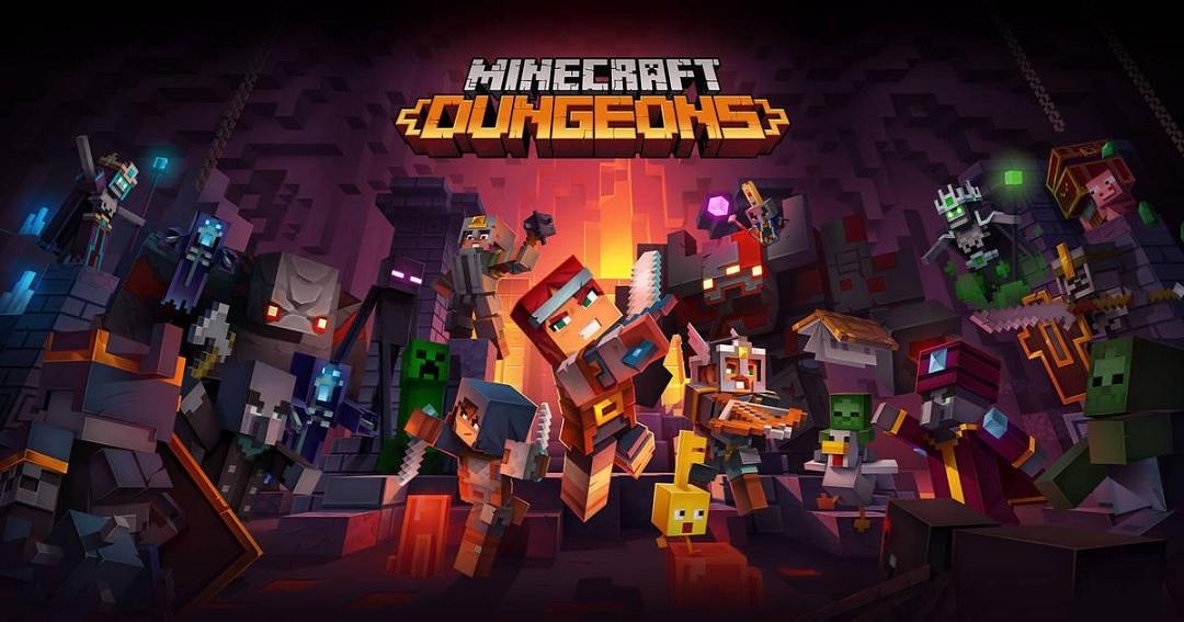 Minecraft: Dungeons ya tiene fecha de lanzamiento