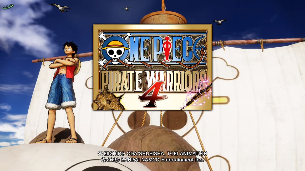 [Análisis] One Piece Pirate Warriors 4