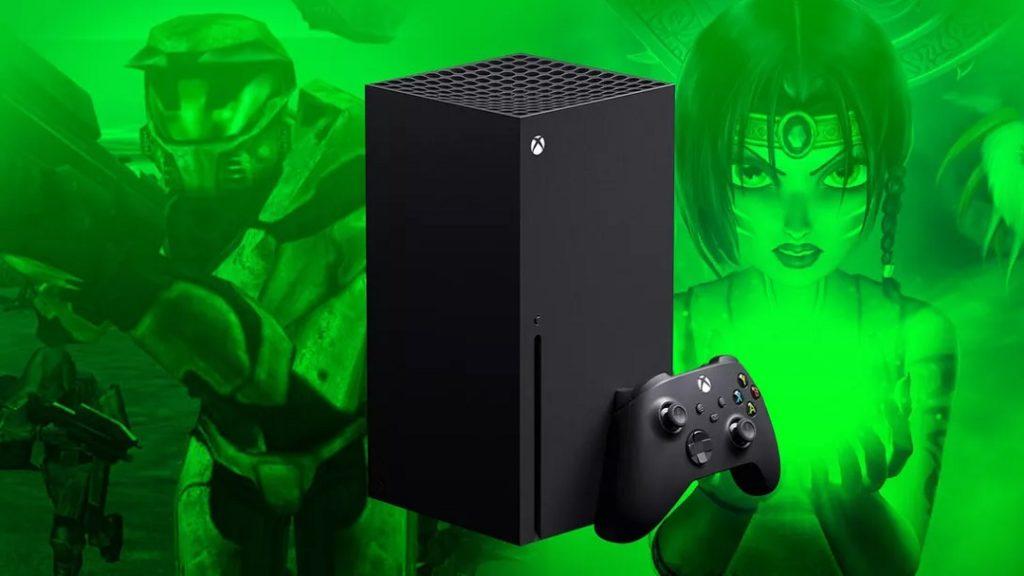 Lista de retrocompatibles de Xbox y 360 para Xbox One/Series X (sagas)