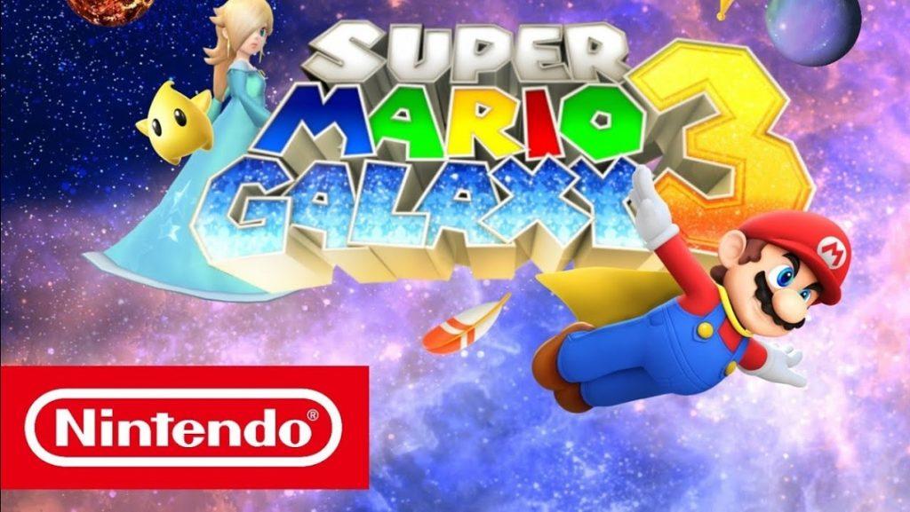 Confirmado Super Mario Galaxy 3. ¿Listos para viajar por la galaxia?