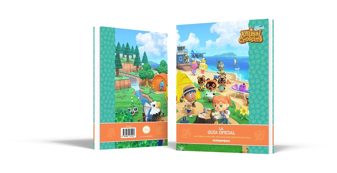 Descubre la guía oficial de Animal Crossing: New Horizons