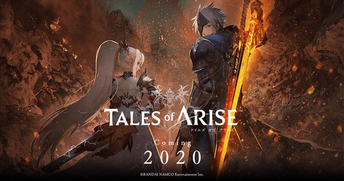 Tales of Arise es el juego más esperado por los lectores de Famitsu
