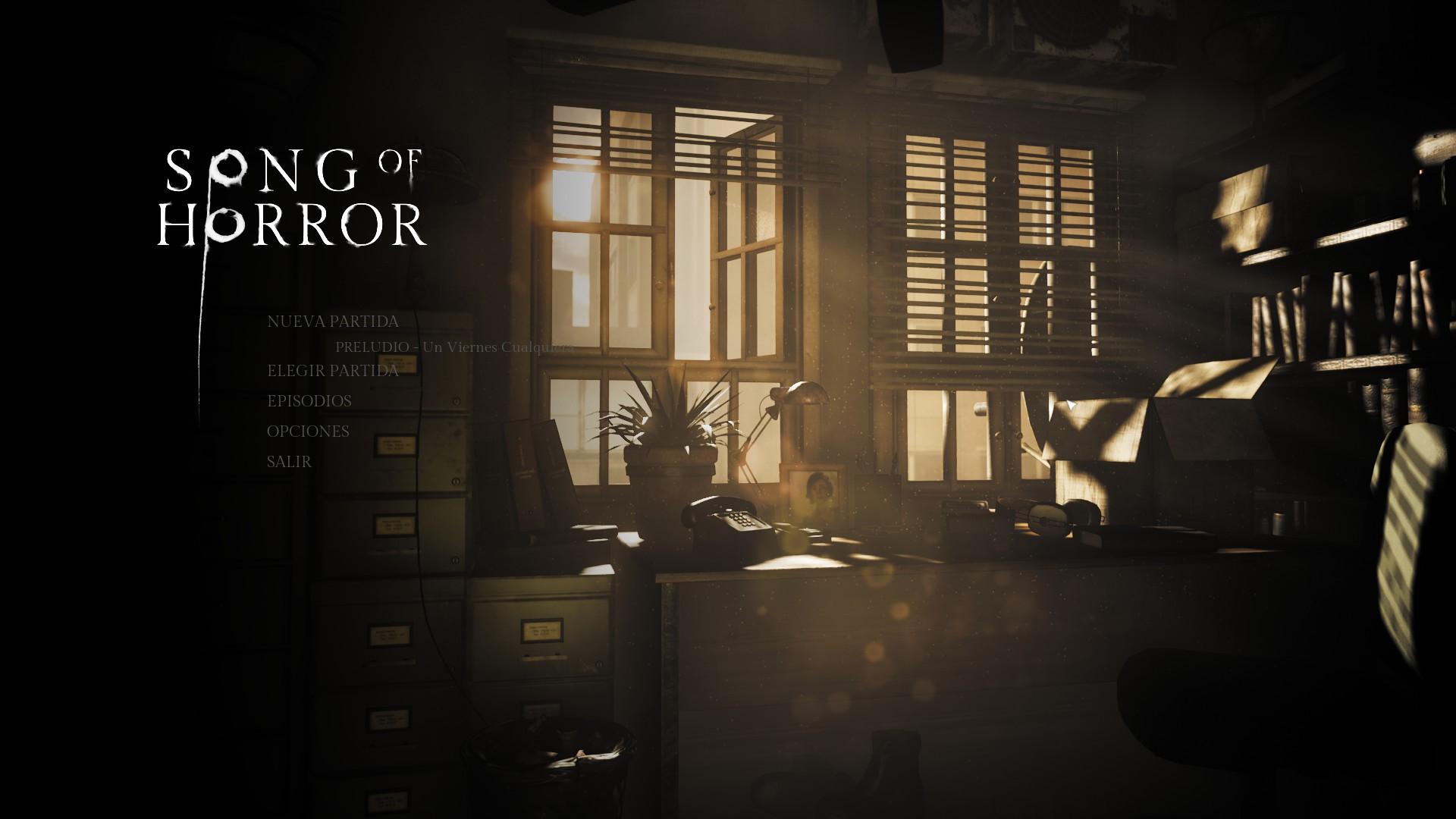 Song of Horror, el terror psicológico creado en España