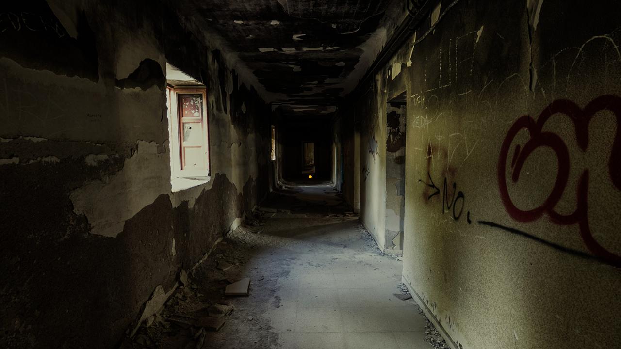 [Avance] Desolatium, point and click en VR con mucho miedo