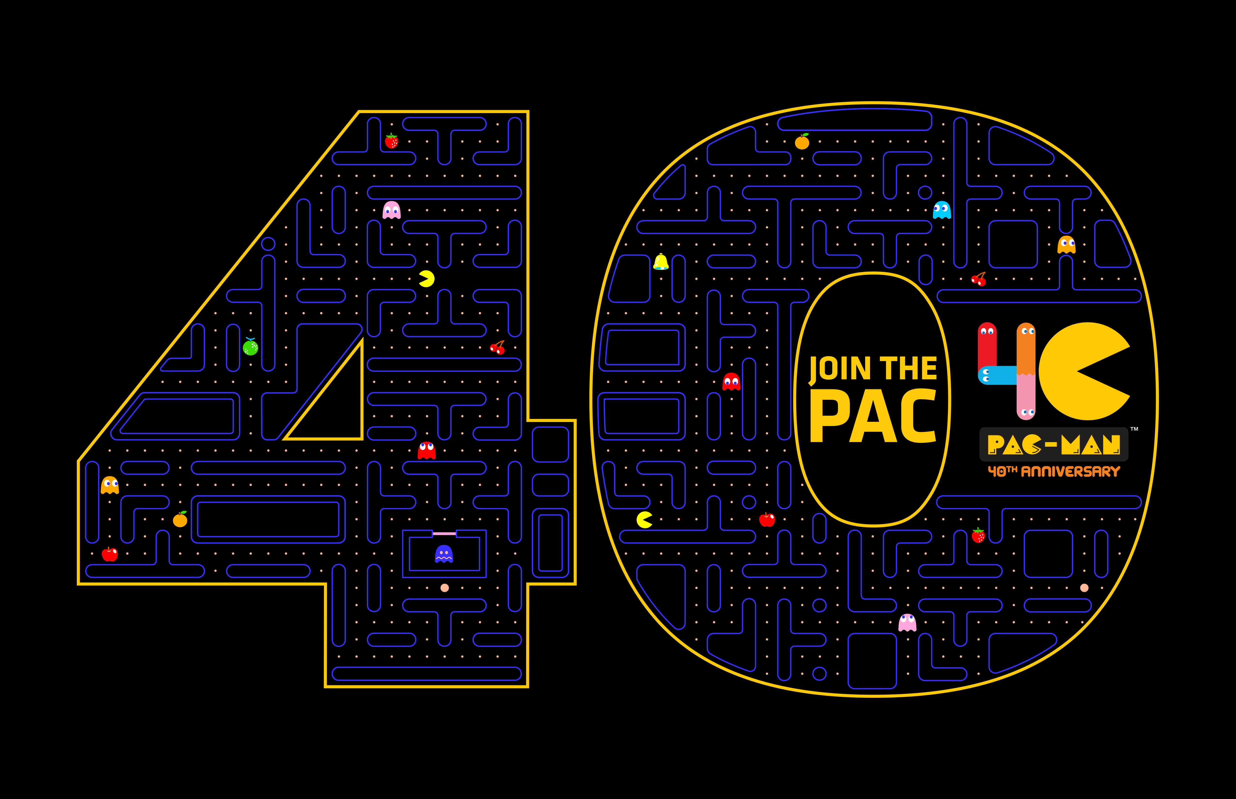 Pac-Man cumple 40 años, ¡felicidades Bandai Namco! El futuro del comecocos