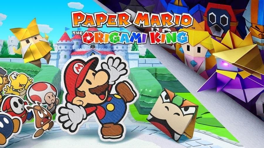 [Curioteasers] Descubrimos todo lo oculto en la primera información de Paper Mario: The Origami King