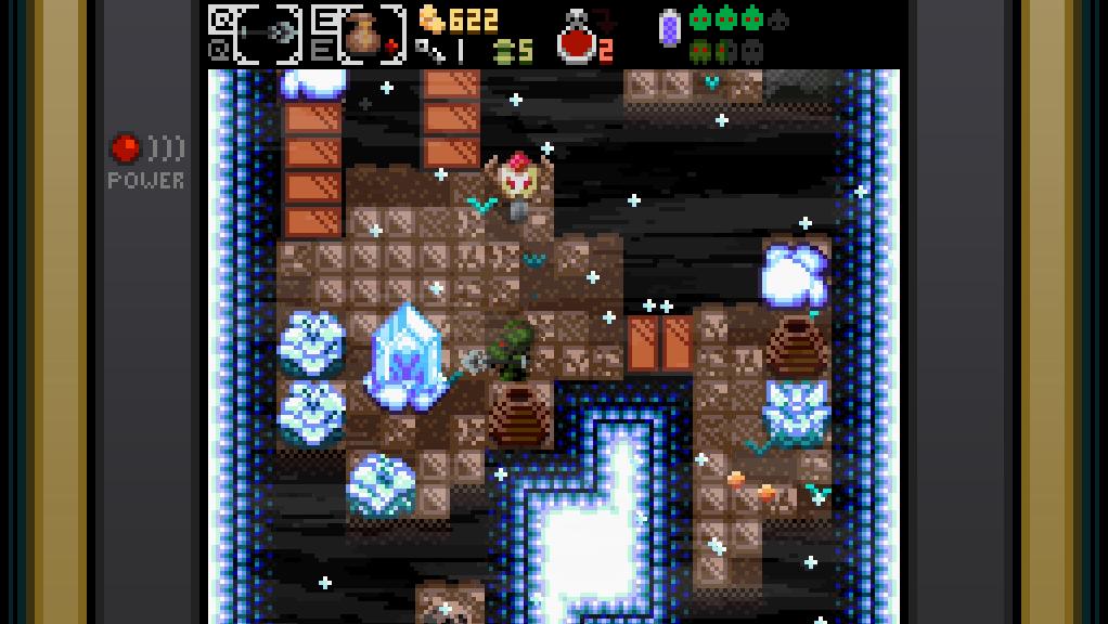 Kharon's Crypt, indie español similar a Zelda, llega a Steam