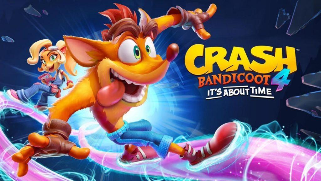 Crash Bandicoot 4: It's About Time es confirmado, el multiverso Crash nunca fue tan grande