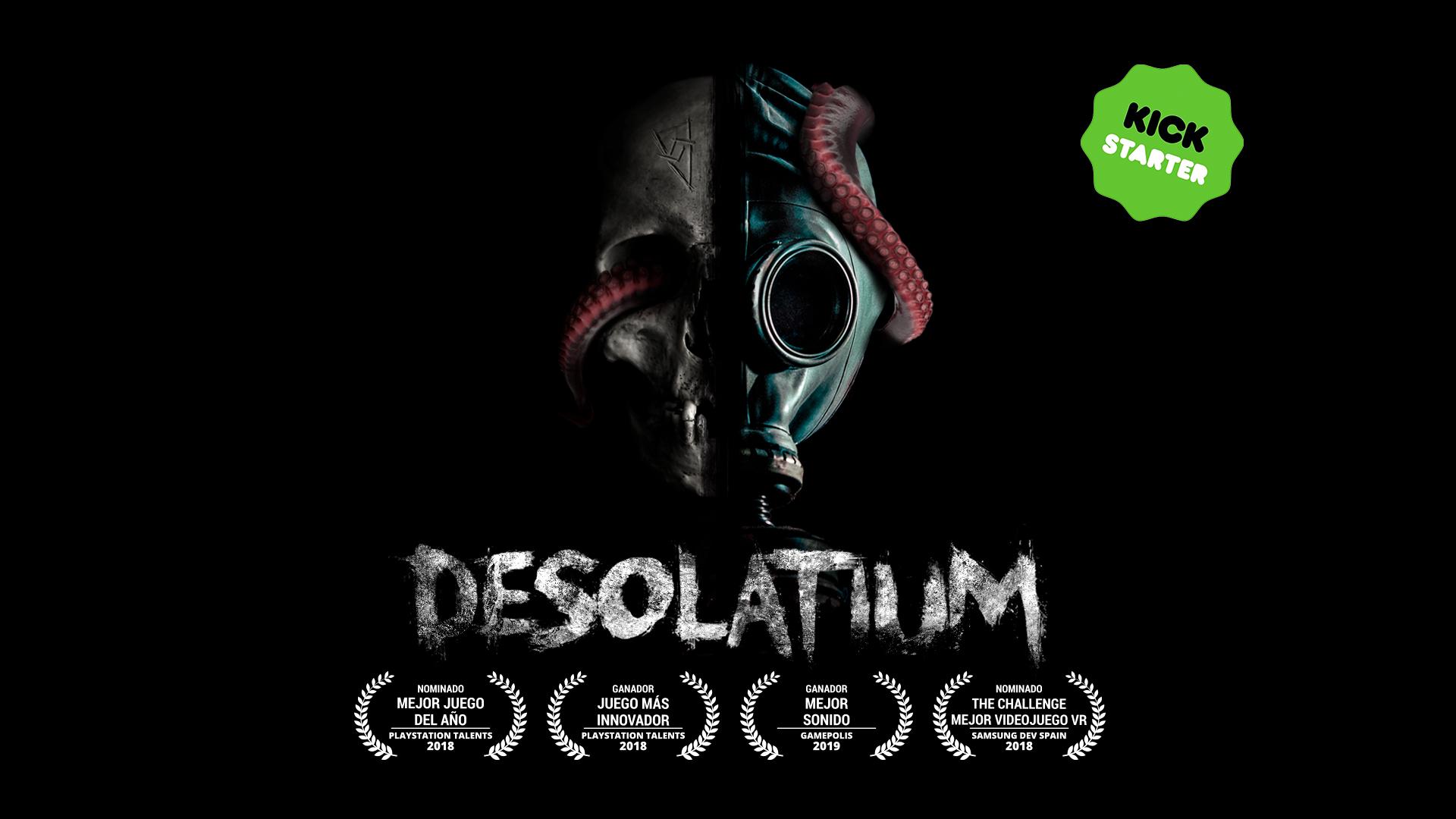 Desolatium comienza su campaña de Kickstarter... ¡Mañana!