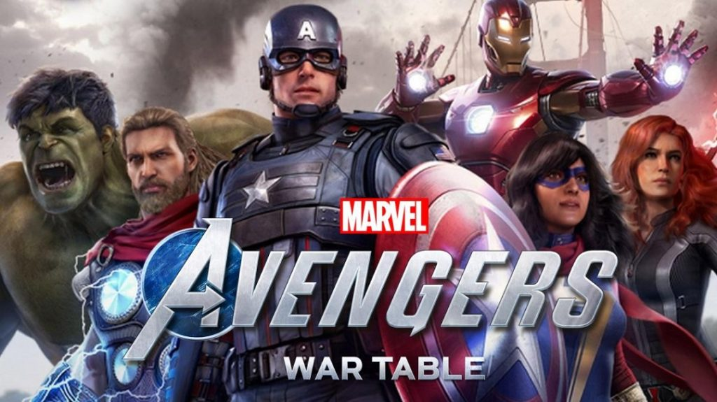 [Resumen] Marvel Avengers: War Table 24/06/2020: MODOK y muchos gameplays