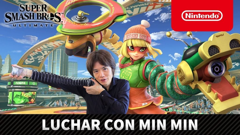 Min Min es confirmada como el sexto DLC de Super Smash Bros. Ultimate