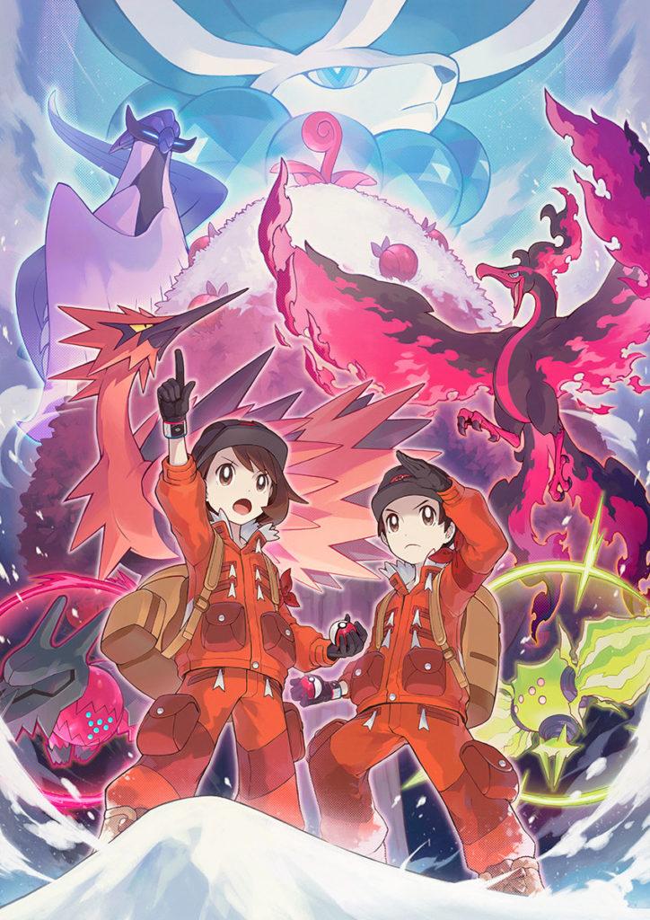 [Reportaje] Toda la información del Pase de Expansión de Pokémon: Espada y Escudo