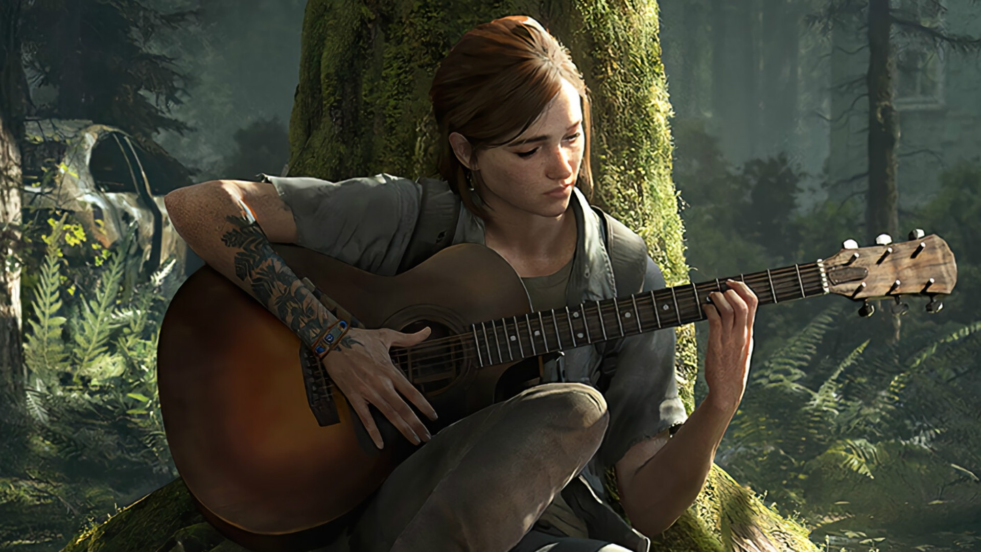 Ya disponible digitalmente la banda sonora de The Last of Us II