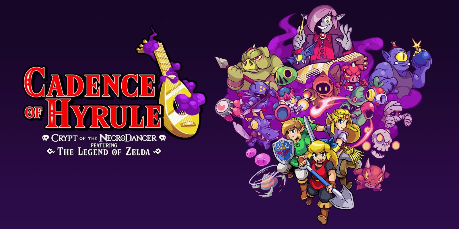 Candence of Hyrule recibirá 3 DLCs y versión física