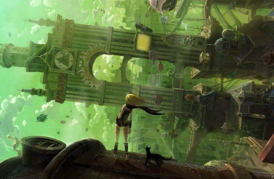 [Análisis] Gravity Rush, la reina de la gravedad