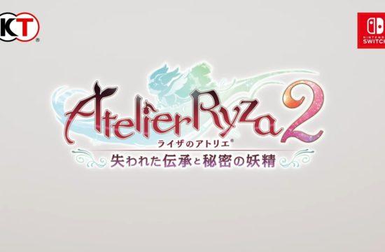Confirmado Atelier Ryza 2 en el Nintendo Direct japonés