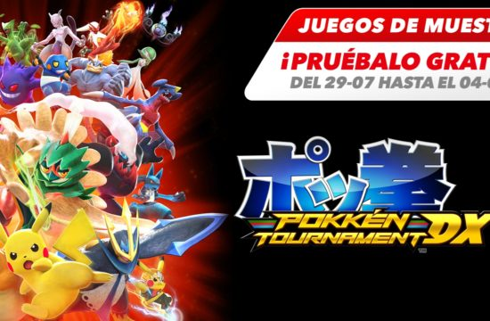 La prueba gratuita de Pokkén Tournament DX con Nintendo Switch Online se extiende a Occidente