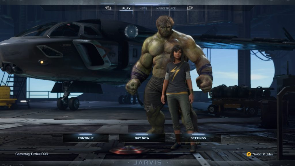 [Primeras impresiones] La beta de Marvel's Avengers nos muestra las bases del juego