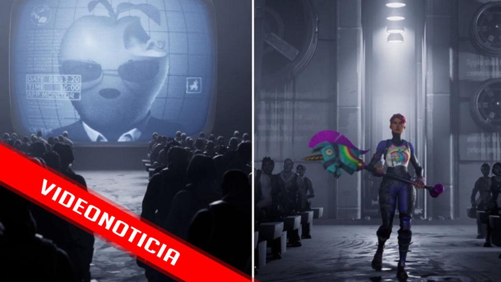 Epic declara la guerra a Apple