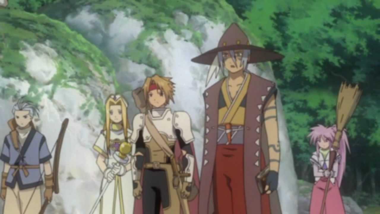 Todas las versiones anime de Tales of