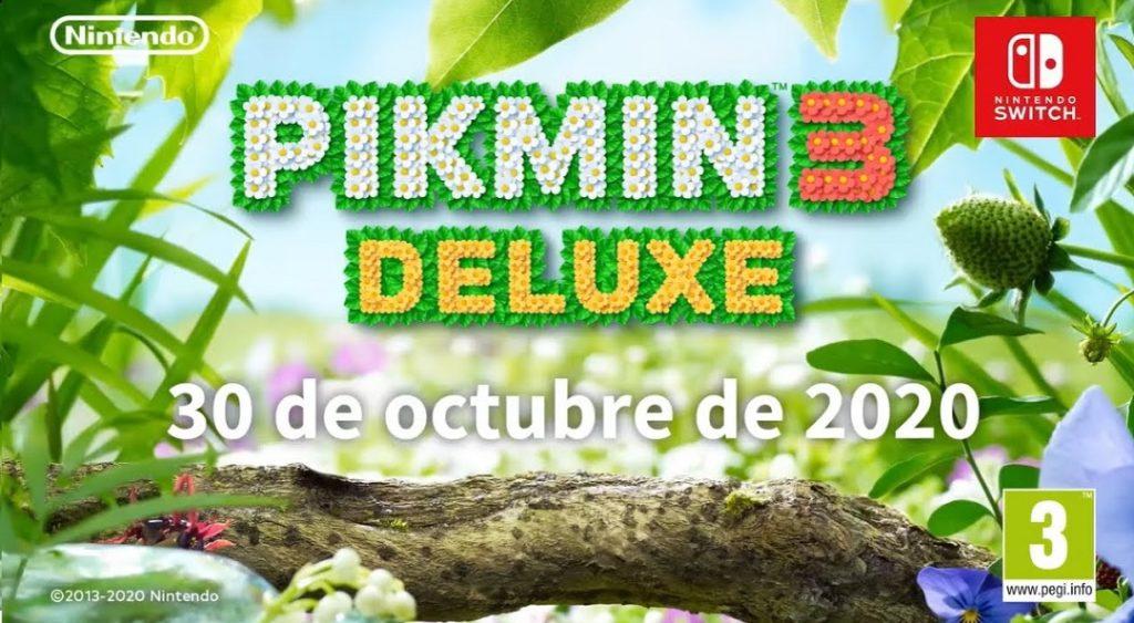 Pikmin 3: Deluxe anunciado para Switch ¿Listos para salvar a Olimar?