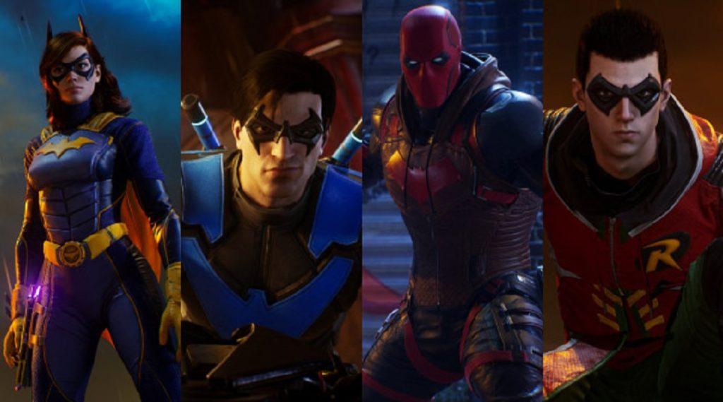 Anunciado Gotham Knights, WB Montreal se va a otra Tierra del multiverso