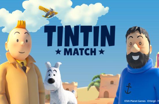 Tintin Match - Vidaopantalla