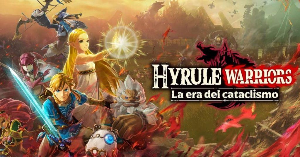 Anunciado Hyrule Warriors: La era del cataclismo, la precuela de Breath of the Wild