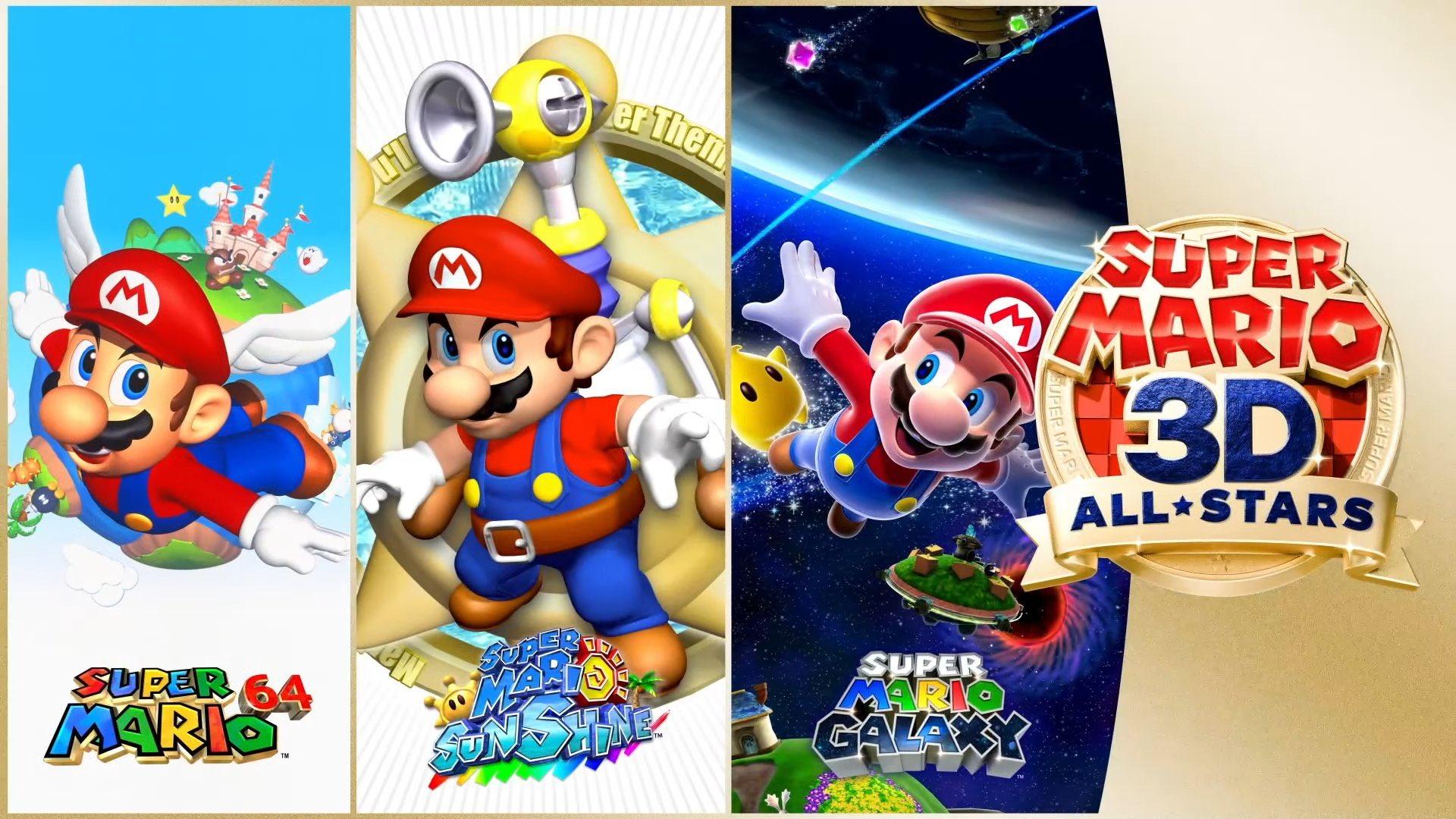 Nintendo anuncia sus planes para el 35.º aniversario de Super Mario