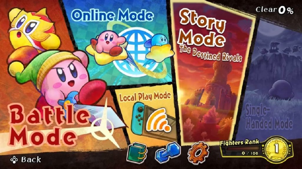 Kirby Fighters 2 es lanzado y incluye código de un proyecto más grande