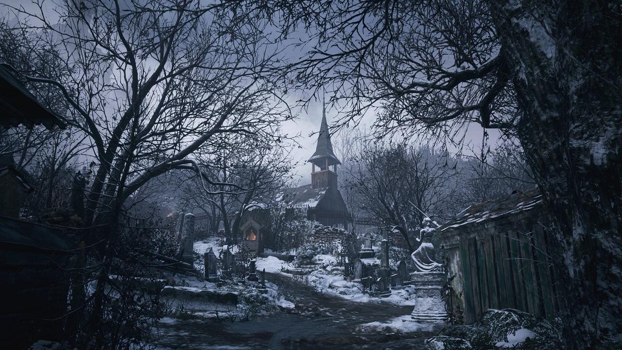 Nuevo tráiler de Resident Evil Village, ¿vuelve el buhonero?
